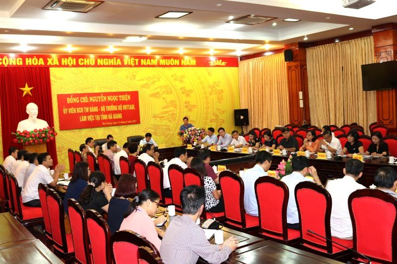 Hà Giang cần giữ gìn, phát huy bản sắc văn hóa đồng bào các dân tộc thiểu số