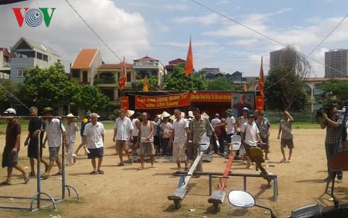 Dự án xây dựng Trường Trung học cơ sở Thịnh Liệt: Phương án phê duyệt giải phóng mặt bằng là 0 đồng