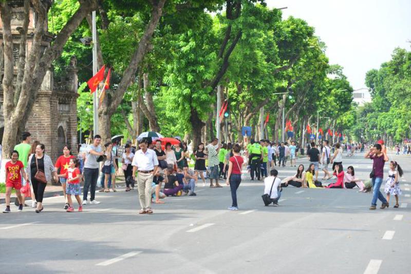 Quận Hoàn Kiếm: Điểm sáng trong phát triển kinh tế - xã hội của Hà Nội