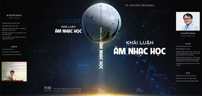 Cuốn sách đầu tiên tại Việt Nam đề cập tới tính khoa học âm nhạc
