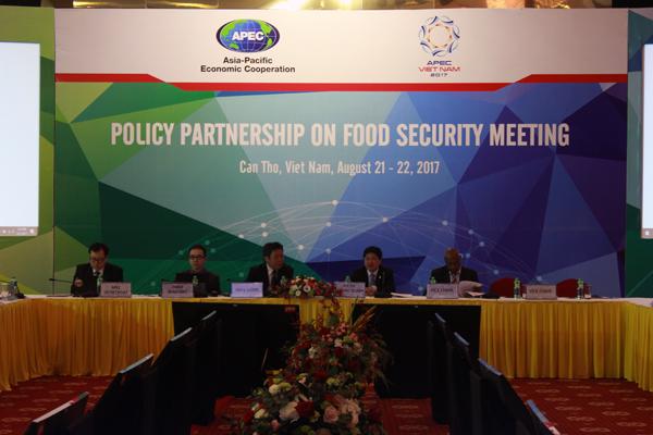 Quan chức cấp cao APEC thông qua hai Kế hoạch hành động để tăng cường an ninh lương thực và tăng trưởng chất lượng