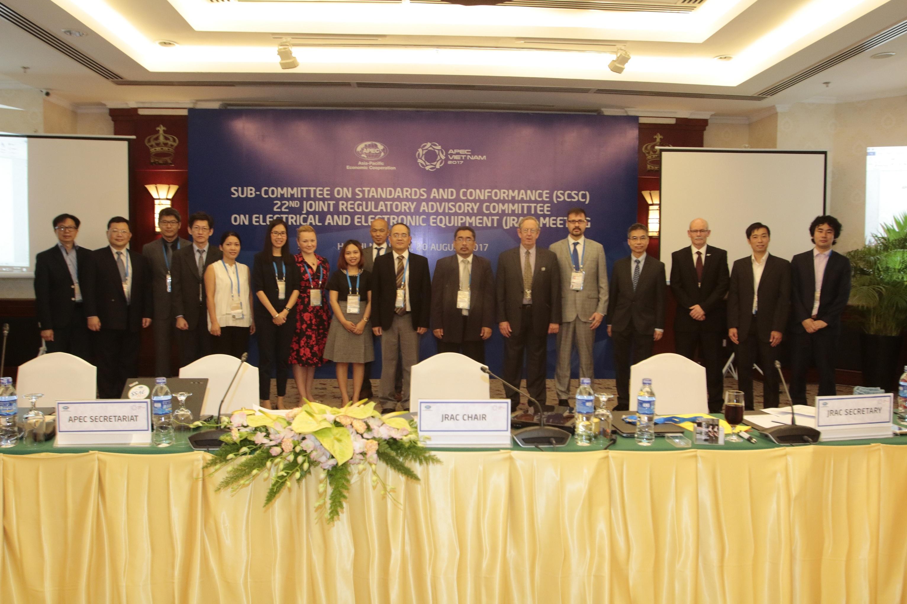 APEC 2017: Tăng cường quản lý thiết bị điện – điện tử