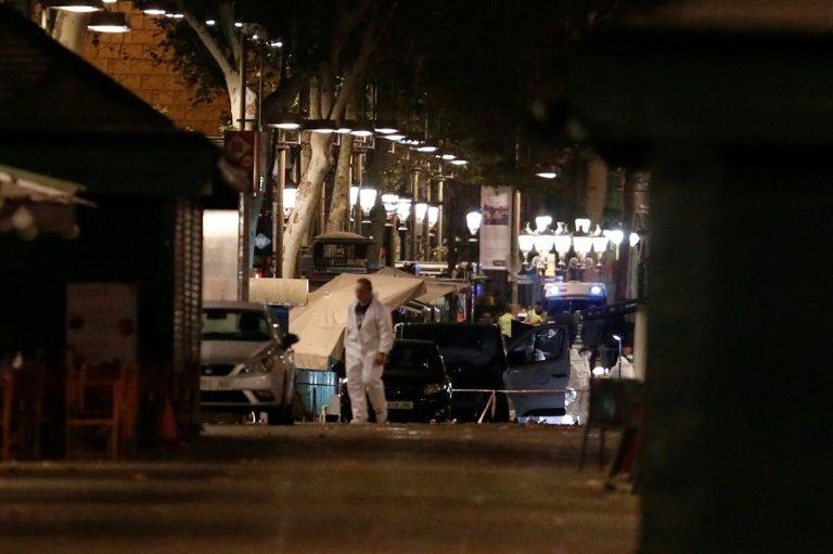 Tấn công khủng bố tại Barcelona: Hàng trăm người thương vong