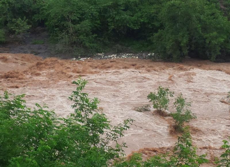 Cảnh báo sạt lở đất và mưa lũ ở phía Bắc