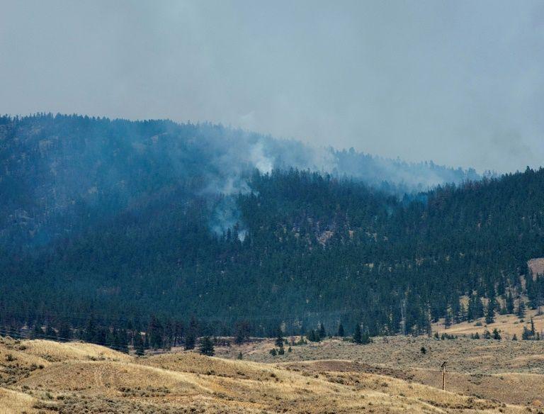 Canada tiếp tục gia hạn tình trạng khẩn cấp do cháy rừng