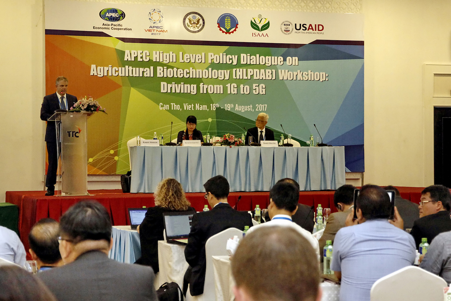 APEC 2017: Công nghệ sinh học và vấn đề đảm bảo an ninh lương thực bền vững