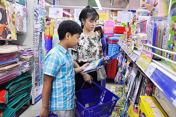 Saigon Co.op áp dụng giảm giá mạnh cho hơn 1.200 sản phẩm
