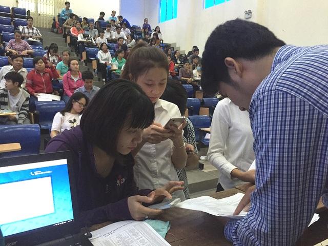 Điểm đầu vào ngành Sư phạm thấp - nguyên nhân, thực trạng và giải pháp