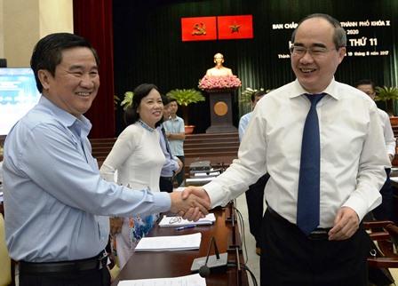 Bế mạc Hội nghị Thành ủy TP.Hồ Chí Minh lần thứ 11