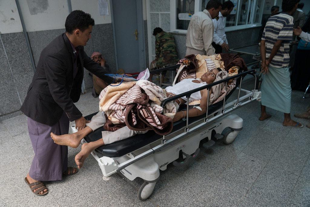 Yemen: Hơn 1 triệu trẻ em bị suy dinh dưỡng có nguy cơ cao lây nhiễm bệnh tả