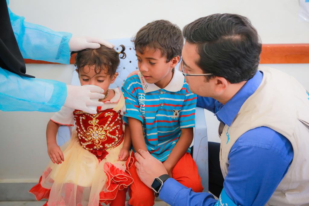 Yemen đạt được bước tiến trong ngăn chặn dịch tả