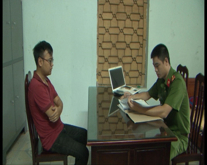 Nam Định: Triệu tập thanh niên tung tin bịa đặt trên mạng
