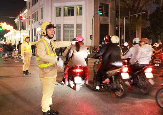 Hà Nội: Bảo đảm trật tự, an toàn giao thông dịp Quốc khánh và khai giảng năm học mới