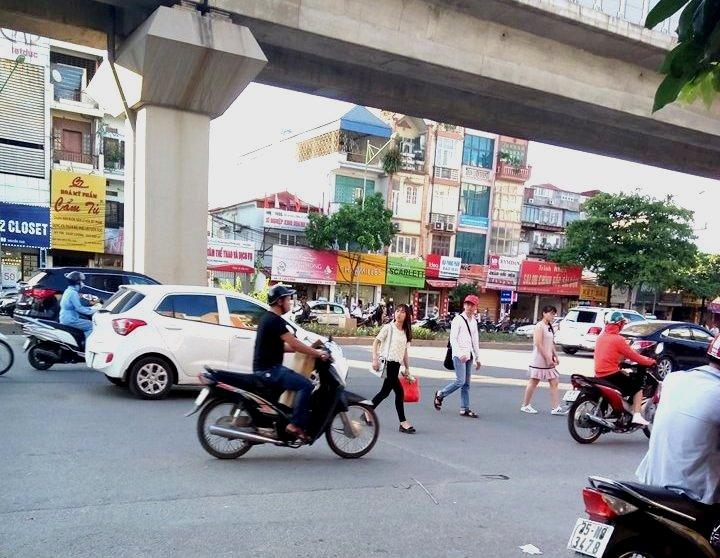 """Cần xóa """"điểm đen"""" ngã ba Lương Thế Vinh - Nguyễn Trãi"""