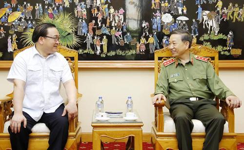 Tăng cường phối hợp, giữ vững an ninh chính trị, trật tự an toàn xã hội trên địa bàn Thủ đô