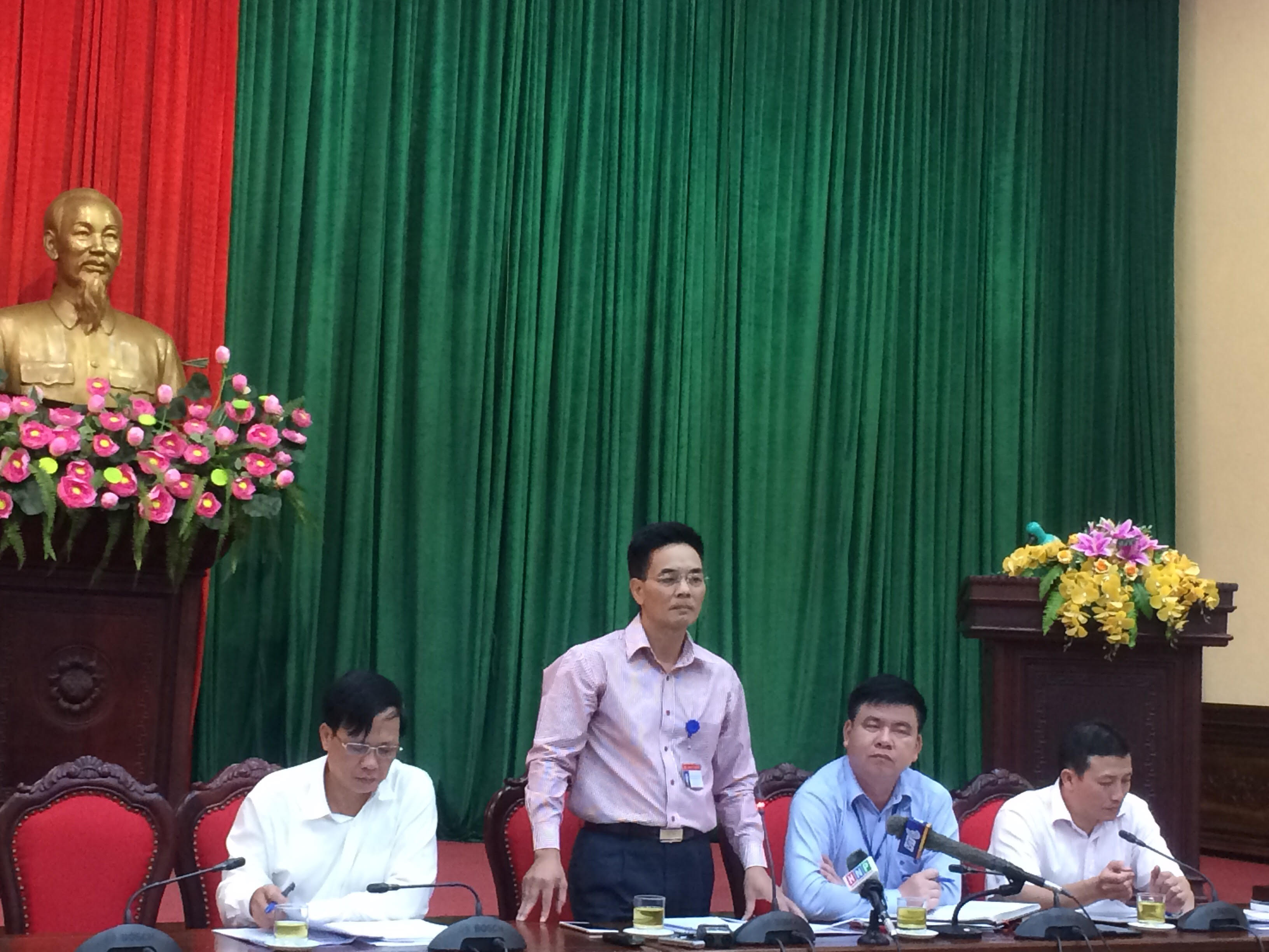 Hà Nội: Quận Nam Từ Liêm thông tin chính thức về vụ Bí thư phường điều hành đường dây lô đề