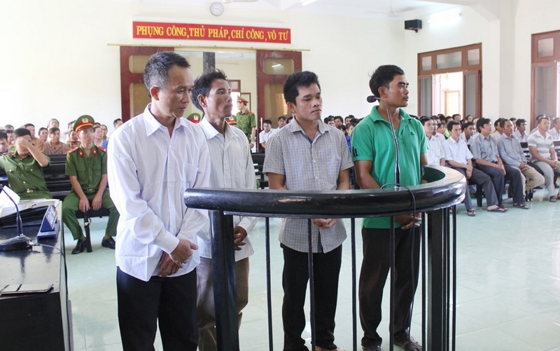 Phú Yên: Tuyên 30 năm tù vì tội hủy hoại 110 ha đất rừng