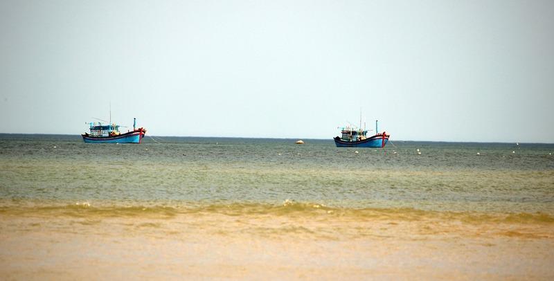 Phú Yên: Cửa biển An Hải tái bồi lấp ,gây khó cho người dân
