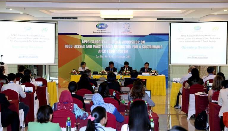 Giảm thất thoát và lãng phí lương thực, hướng tới một hệ thống lương thực APEC bền vững