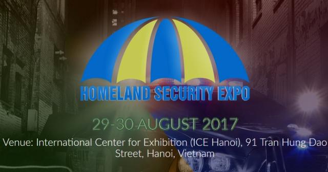 Cuối tháng 8 này, sẽ diễn ra Triển lãm quốc tế về thiết bị an ninh