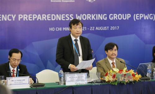 APEC 2017: Chia sẻ kinh nghiệm ứng phó khẩn cấp thiên tai