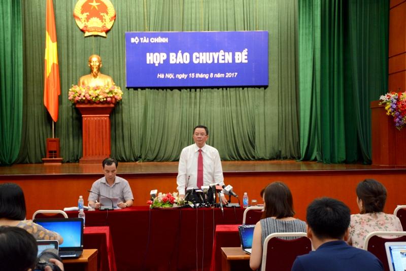 Bộ Tài chính đề xuất sửa đổi, bổ sung một số loại thuế