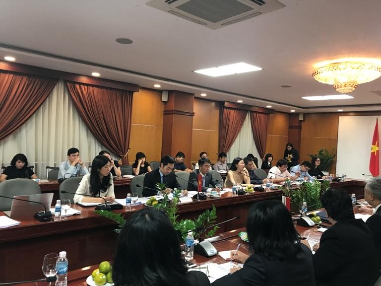 Kỳ họp lần thứ bảy Ủy ban hỗn hợp về Hợp tác kinh tế, khoa học, kỹ thuật Việt Nam – In-đô-nê-xi-a