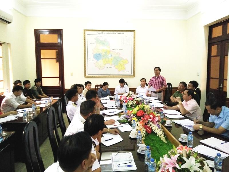 Đảng uỷ Quân chủng Hải quân và Tỉnh ủy Lạng Sơn ký kết chương trình phối hợp tuyên truyền biển, đảo
