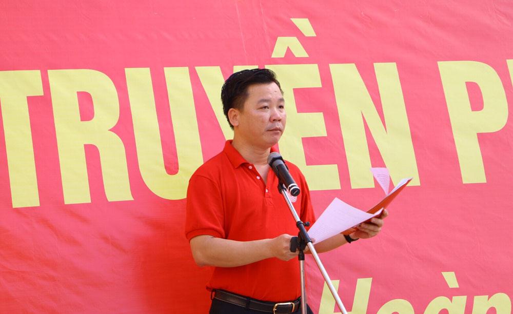 Hà Nội: Ra quân phòng, chống dịch sốt xuất huyết