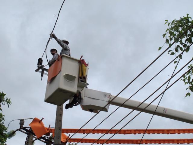 Đắk Lắk: Hòa điện lưới quốc gia thôn Bình Lợi, xã Cư M'Lan