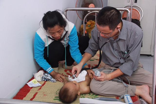 Đắk Lắk: Thực hiện nhiều giải pháp giảm tỷ lệ trẻ em bị suy dinh dưỡng