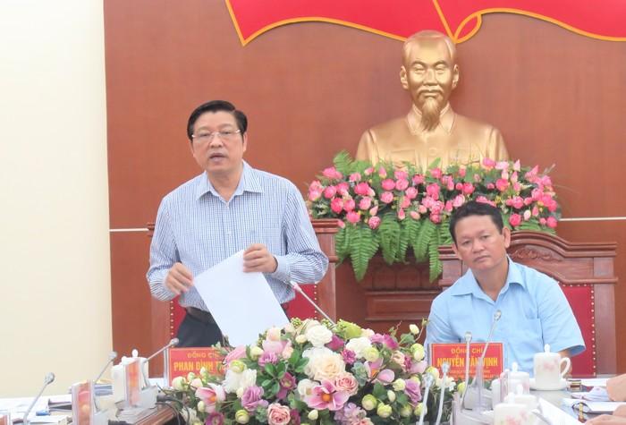 Triển khai kế hoạch kiểm tra, giám sát tại tỉnh Lào Cai