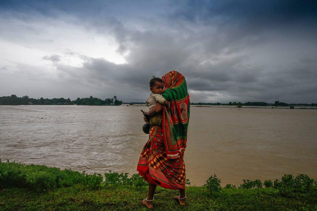 Liên hợp quốc trợ giúp người dân chịu ảnh hưởng bởi lũ lụt tại khu vực Nam Á