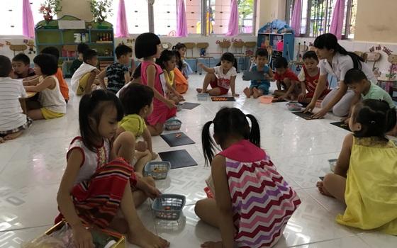 Côn Đảo: Bao giờ cơ sở giáo dục mầm non hết quá tải?