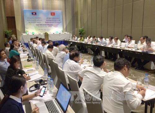 Khai mạc Hội thảo lý luận lần thứ 5 giữa Đảng Cộng sản Việt Nam và Đảng Nhân dân Cách mạng Lào