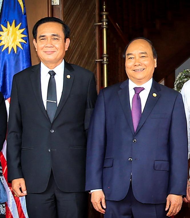 Thúc đẩy quan hệ hợp tác Việt Nam - Thái Lan đi vào chiều sâu, hiệu quả