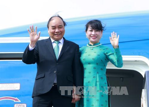 Thủ tướng Nguyễn Xuân Phúc sẽ thăm chính thức Vương quốc Thái Lan từ ngày 17-19/8