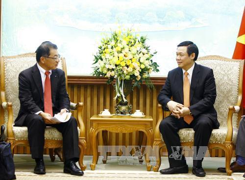 Quyết định tiếp tục gia tăng đầu tư của Kirin tại Việt Nam là chọn lựa đúng đắn