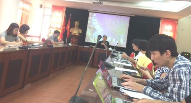 94 đơn vị sẽ tham gia Triển lãm - Hội chợ sách quốc tế Việt Nam lần thứ VI