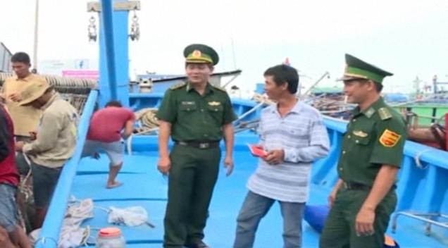 Khánh Hòa: Các tàu cá vi phạm pháp luật sẽ không được xét hưởng các chính sách hỗ trợ
