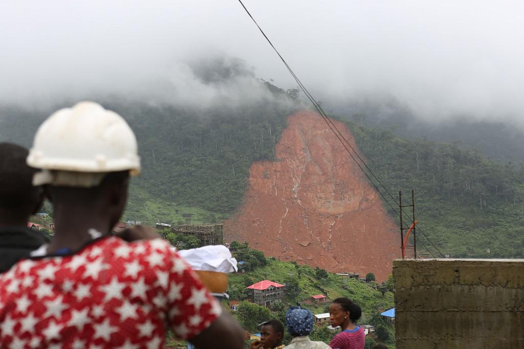 Liên hợp quốc đẩy mạnh nỗ lực giúp Sierra Leon khắc phục hậu quả thiên tai
