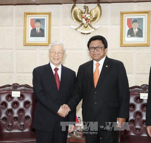Báo Jakarta Post: Việt Nam và Indonesia luôn là đối tác gần gũi