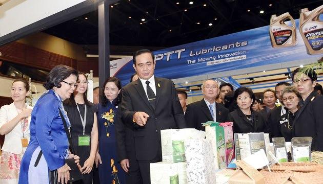 Việt Nam tham dự Diễn đàn và Triển lãm ASEAN - Ấn Độ 2017 tại Thái Lan