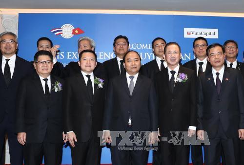 Thủ tướng Nguyễn Xuân Phúc gặp gỡ, đối thoại với các doanh nghiệp lớn Thái Lan – Việt Nam