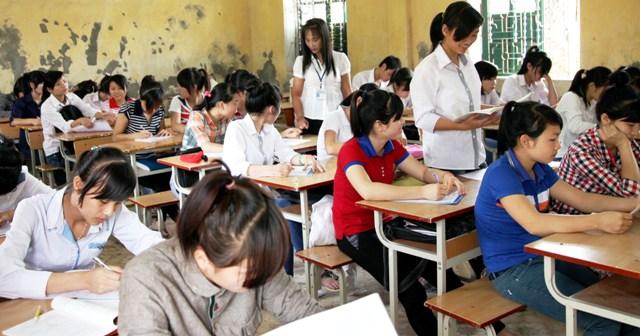 Vĩnh Phúc: 98,8% học sinh đỗ tốt nghiệp THPT và bổ túc THPT năm 2017