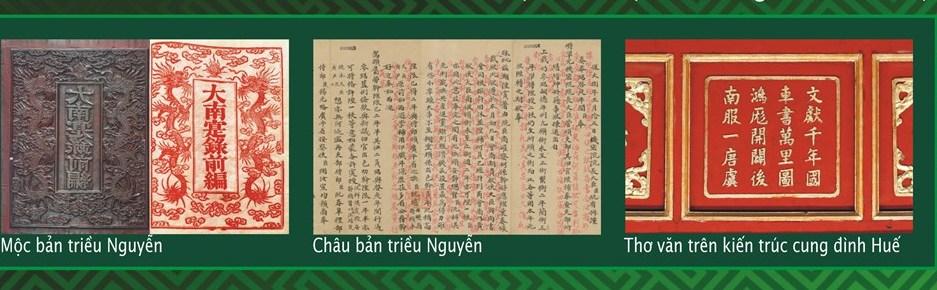 Tiếp cận Di sản tư liệu thế giới tại Việt nam qua di sản tư liệu Triều Nguyễn