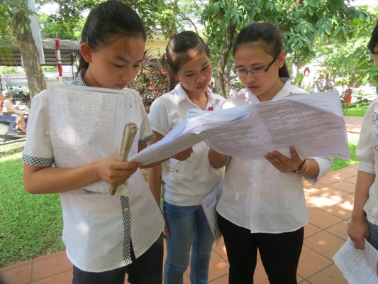 Gần 70% thí sinh trúng tuyển đợt 1 đã làm thủ tục xác nhận nhập học