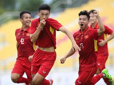 U22 Việt Nam thắng lớn trong trận ra quân SEA Games 29
