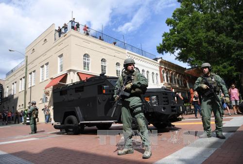 Giới chức Mỹ lên án vụ bạo động ở Charlottesville