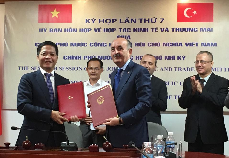 Thúc đẩy và làm sâu sắc thêm quan hệ hợp tác Việt Nam - Thổ Nhĩ Kỳ
